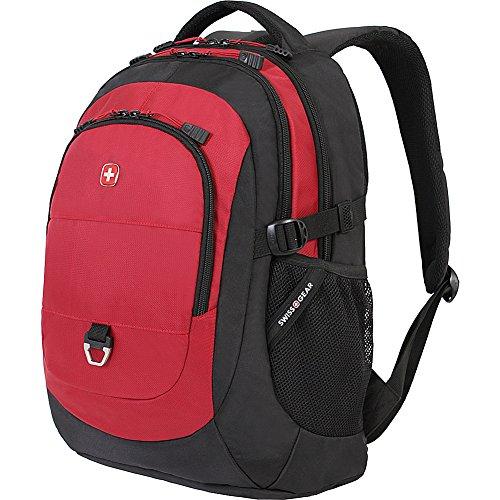Wenger , Sac pour femme à porter à l'épaule Multicolore Noir/rouge Medium