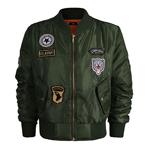 Famous Forever - Chaqueta - para mujer Khaki w/ Badges