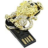 128GB Lion Model USB Flash Drives USB Flash 2.0 Memory Drive Stick Pen Drive USB Flash Disk USB Stick U Disk Thumb Drive USB Disk