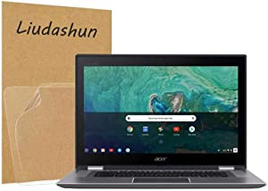 Liudashun Screen Protector for Acer Chromebook Spin 15 CP315 2-in-1 (15.6inch) Laptop [2 PACK]