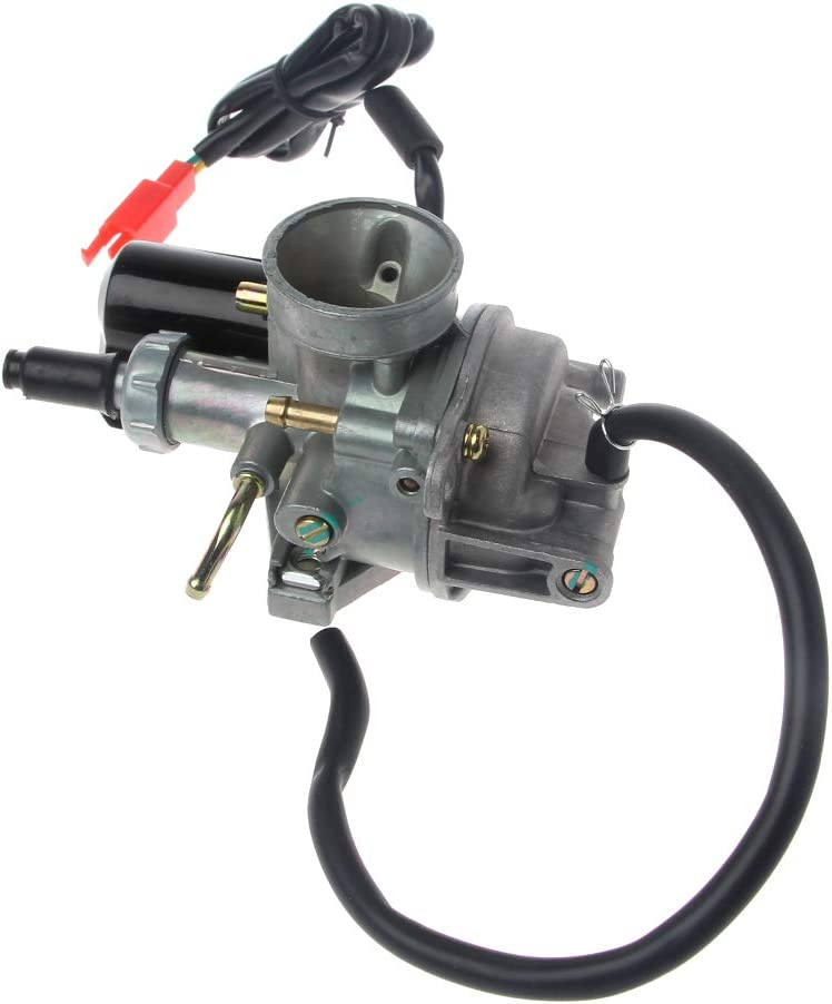 JIACUO carburador de carburador de 19 mm para Honda 2 Tiempos 50cc DIO 50 SYM DD50 ZX34 Kymco Scooter