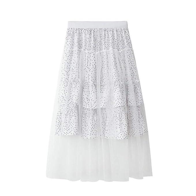 Vectry Falda De Cuero Faldas Largas Mujer Faldas Mujer Cortas Tutu ...
