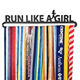 Gone For a Run | Runner's Race Medal Hanger | Run Like A Girl