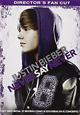 Justin Bieber: Never Say Never (Import Movie) (European Format - Zone 2) (2011) Justin Bieber; Usher Raymon