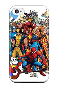 5072679K29123669 New Marvel Protective Iphone 4/4s Classic Hardshell Case