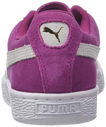 White Ginnastica Basse Puma Donna Suede puma Rosa Wn's Haze magenta 79 Scarpe Da Classic BX7FYw7q