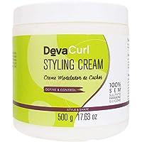 Deva Curl Styling Cream - 500G