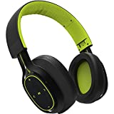 Cheap BlueAnt – Pump Soul On Ear Wireless HD Headphones, Stylish, Audio with One Touch Controls (Green)