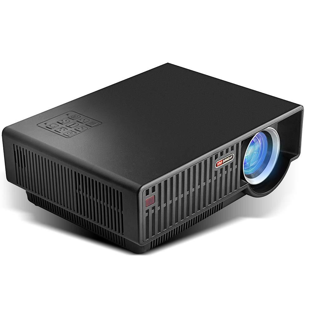 Asg Proyector de Video HD Proyector de Efectos de luz LED ...