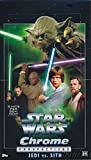 2015 Topps Star Wars Chrome Perspectives 12 Box