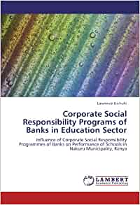 Corporate Social Responsibility (CSR) & Sustainability within Banking