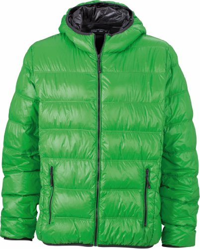 Puffer carbon JN1060 Mens Nicholson James amp; Jacket Down green P1qX86gxv