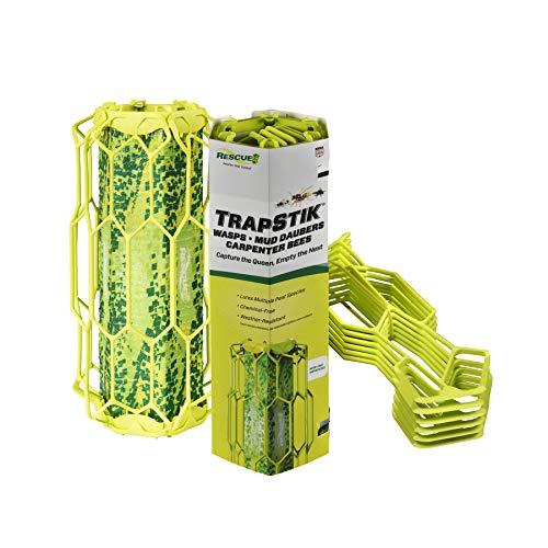 RESCUE Trapstik for Wasps, Mud Daubers, Carpenter