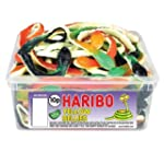 Haribo Yellow Belly Giant Snakes (30...