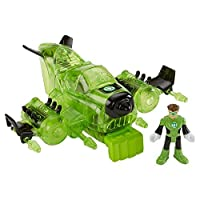 Imaginext exclusive 2015 Green Lantern Jet