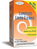 Enzymatic Therapy Complete Liver Cleanse, 84 Veg Capsules