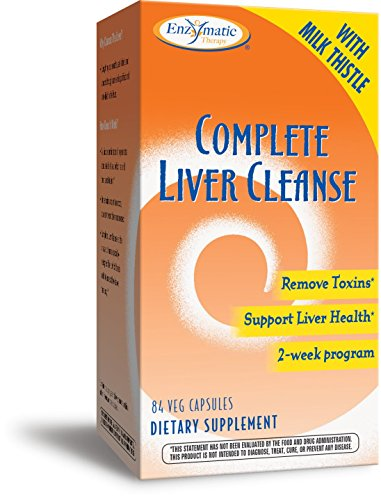 therapy complete liver cleanse