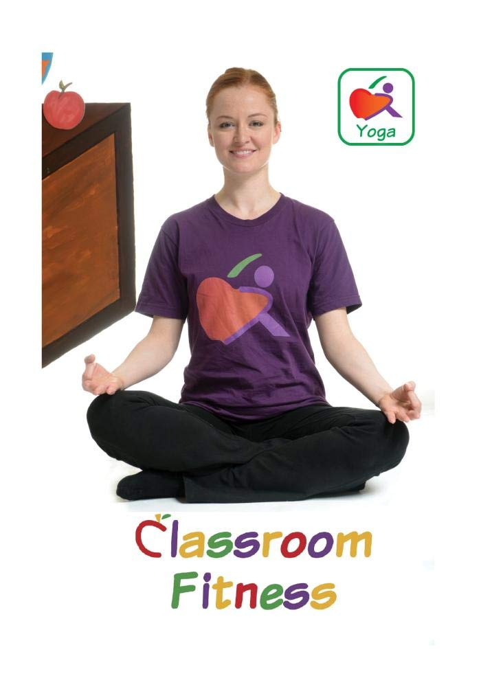 Amazon.com: Classroom Fitness Yoga: Sarah Herrington ...