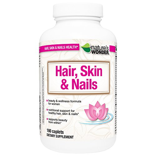 Nature's Wonder Vitamin for Hair/Skin and Nails