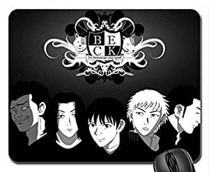 Beck: Mongolian Chop Squad Mouse Pad, Mousepad (10.2 x 8.3 x 0.12 inches)
