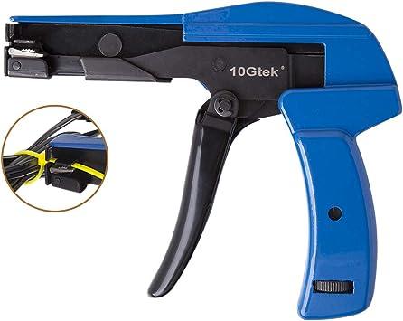 Pistola de corbata, herramienta de fijación y corte con mango de ...
