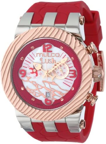MULCO Unisex MW5-2365-063 Chronograph Analog Watch