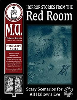 Horror Stories from the Red Room: Hugh Jesseman, Simon Yee