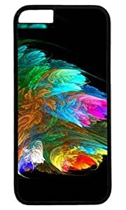 Beautiful Art Masterpiece Limited Design Case for iPhone 6 Plus PC Black by Cases & Mousepads