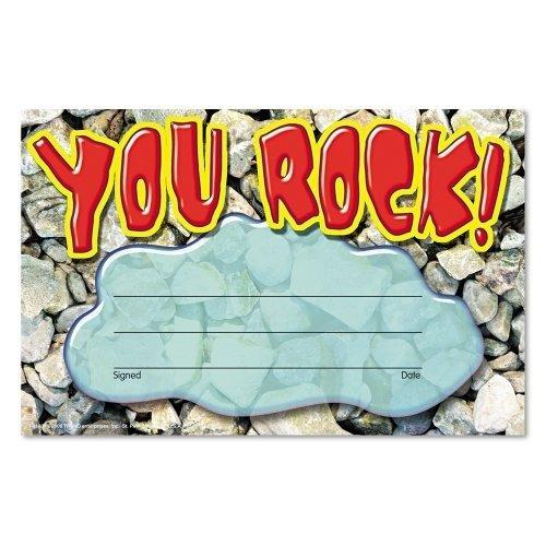 TREND enterprises, Inc. You Rock! Recognition Awards, 30 ct