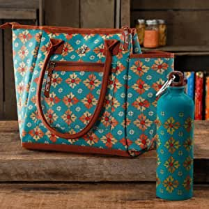 Amazon Com Pioneer Woman Floral Meadows Insulated Lunch