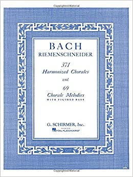 Bach meoldies so that htey fit his harmonies