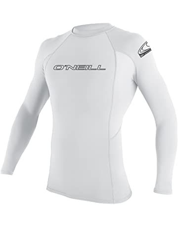 O Neill Men s Basic Skins UPF 50+ Long Sleeve Rash Guard 173b89c11