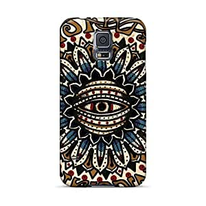 Samsung Galaxy S5 GDw3355fbGY Provide Private Custom HD Guns N Roses Image Scratch Resistant Cell-phone Hard Cover -WandaDicks
