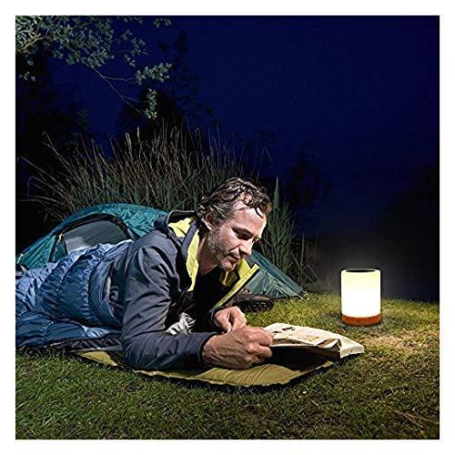 warmes wei/ßes Licht RGB-Farbwechsel dimmbar wiederaufladbar Schlafzimmer Tischleuchte Caxmtu LED Nachtlicht Nachttischlampe Lampe f/ür Kinderzimmer