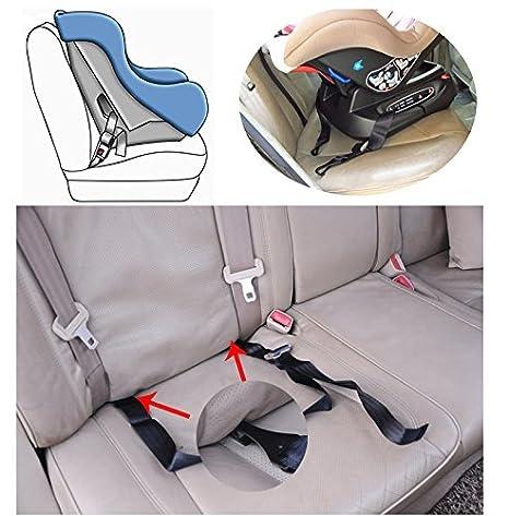 Amazon.com: Coche de pasajeros asientos de seguridad ...
