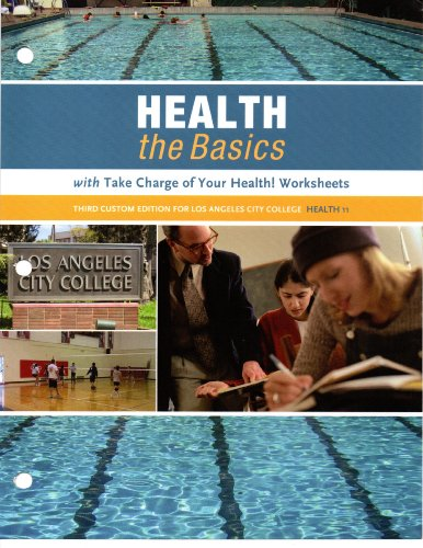 Health the Basics (with Take Change of Your Health!)