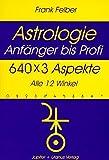 640 x 3 Aspekte - Alle 12 Winkel (Astrologie Anfänger - Profi)