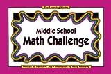 Middle School Math Challenge, Daniel Ary, 0881602671