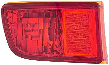 TYC 17-5160-00 Toyota 4 Runner Driver Side Replacement Rear Reflector