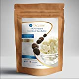 Organic Hand-Produced Shea Butter 100% unrefined (250g) FOOD GRADE