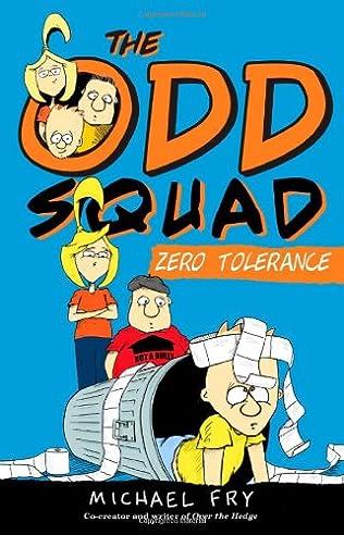 book cover of Zero Tolerance