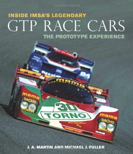 Inside IMSA's Legendary GTP Race Cars: The Prototype Experience