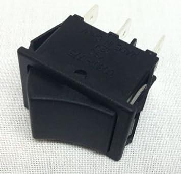Free Shipping! Power Wheels Control Switch Shifter Rocker Type 00801-1775 New