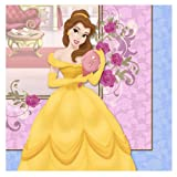 Beauty and the Beast 'Belle' Large Napkins