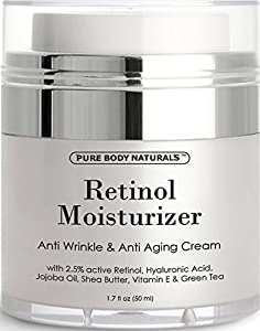 Retinol Cream Moisturizer night and day moisturizing facial cream