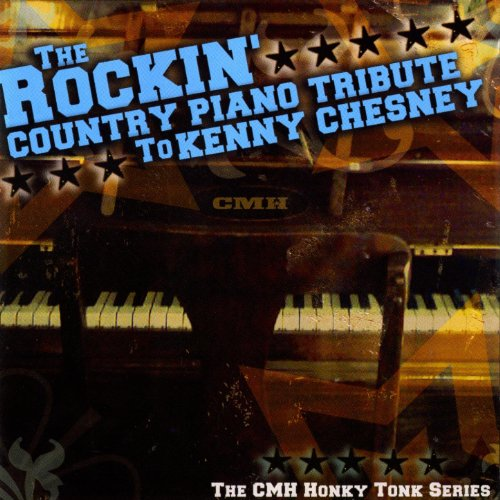 The Rockin' Country Piano Trib...