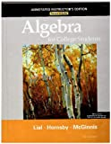 Algebra for College Students, Margaret L. Lial and E. John Hornsby, 0321715489