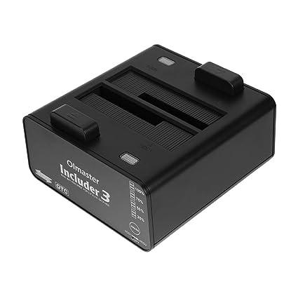 Lookthenbuy - Estación de Disco Duro Externo (USB 3.0 a SATA, para ...