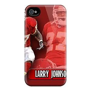 IanJoeyPatricia Iphone 6plus Shock Absorbent Cell-phone Hard Cover Custom Nice Kansas City Chiefs Skin [fvg718ielh]