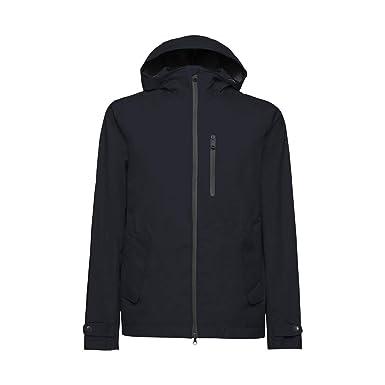 238b6d42ec65eb Geox M Sanford, Manteau Imperméable Homme: Amazon.fr: Vêtements et  accessoires